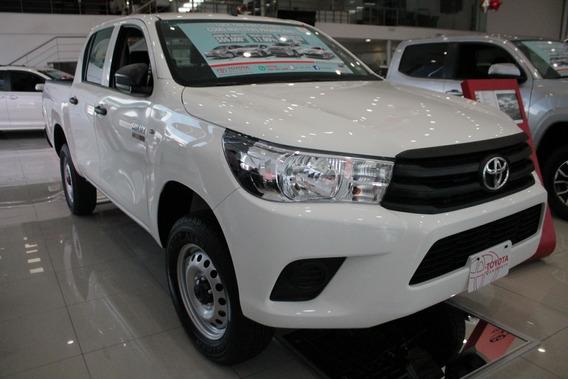 Toyota Hilux Dc Mt Diesel 2.7 L 4x4 2020