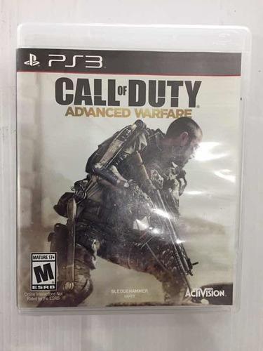 Call Of Duty Advance Warfare Ps3