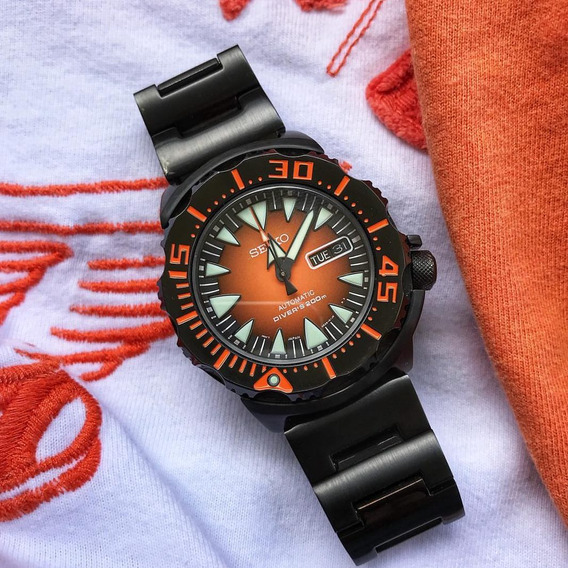 Reloj Seiko Monster Srp311
