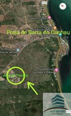 Terreno A Venda Barra Do Cunhau