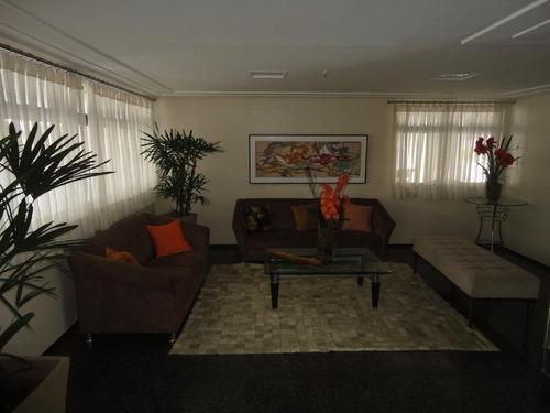Apartamento Com 3 Dormitórios À Venda, 150 M² Por R$ 750.000 - Aldeota - Fortaleza/ce - Ap1607