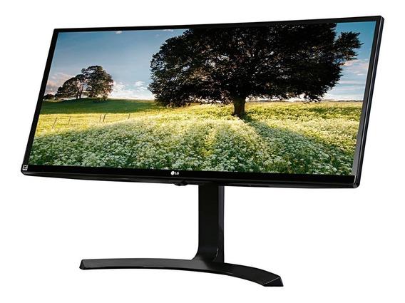 Monitor LG 34 34um68-p Hdmi, 21:9 Ultrawide, Freesync - Nfe