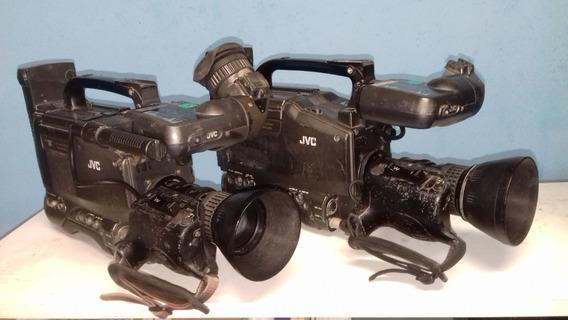 2 Câmeras Jvc-dv500 (restauro Ou Retirada De Peças)