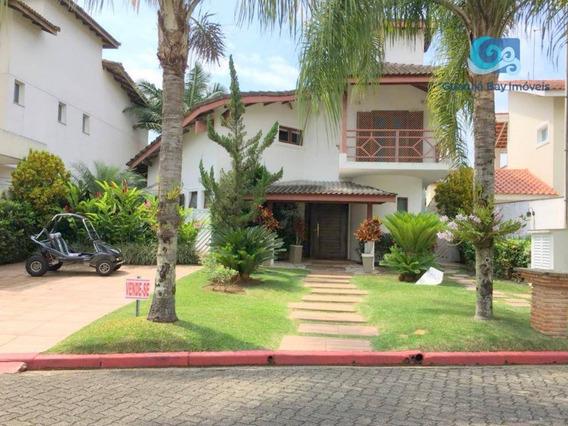 Casa À Venda - Praia Do Pernambuco - Guarujá. - Ca1715