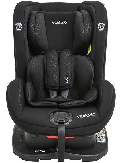 Cadeira Auto Star Isofix 0 À 25kg Inclinação Kiddo