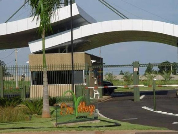 Terreno À Venda, 502 M² Por R$ 502.500 - Residencial Eco Village - São José Do Rio Preto/sp - Te0979