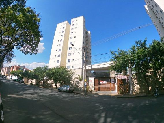 Apartamento 2 Quartos 1 Vaga De Garagem Bairro: Santa Branca Belo Horizonte-mg - Lis1633