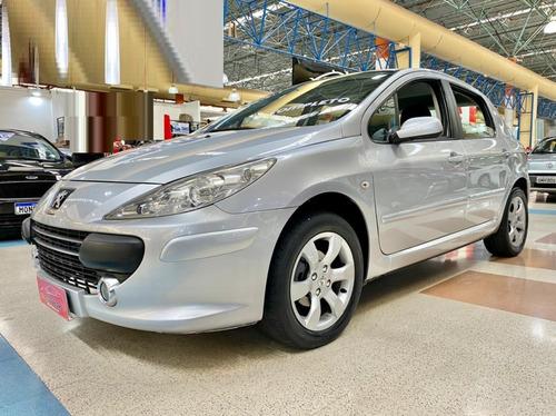 Imagem 1 de 15 de Peugeot 307 Presence Pack Com Teto Solar Novissímo!!!!