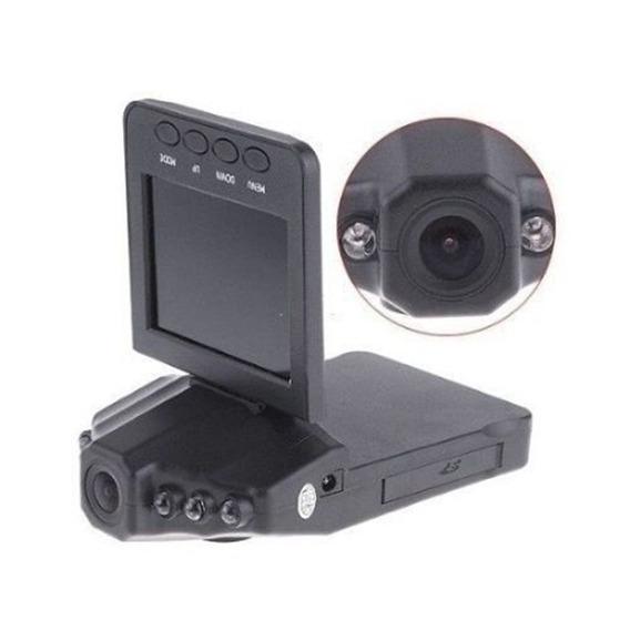Câmera Dvr Veicular Filmadora Automotiva Carro Lcd 2,5
