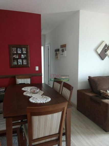 Apartamento Com 2 Dormitórios Para Alugar, 69 M² Por R$ 1.700/mês - Vila São José - Taubaté/sp - Ap2772