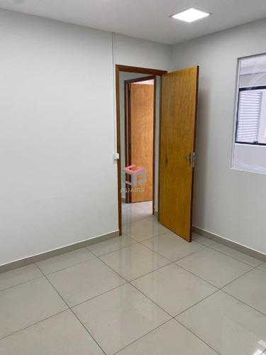 Imagem 1 de 15 de Sala Para Aluguel, 1 Vaga, Centro - Santo André/sp - 71882