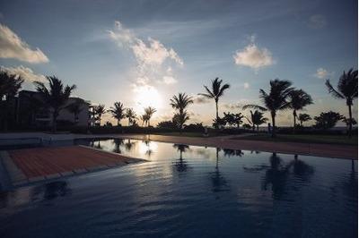 Hermoso Departamento De 3 Recamaras Con Vista Al Mar En Playa Del Carmen