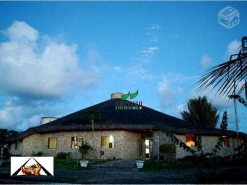 Fazenda Com 4 Dormitórios À Venda, 18440000 M² Por R$ 6.000.000,00 - Dependência - Una/ba - Fa0006