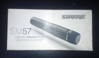Microfono Shure 57 Nuevo Original México