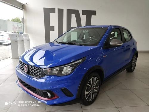 Fiat Argo 1.8 Entrega Con $165.000 Gnc Y Tomo Usados N-