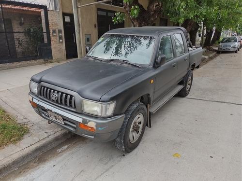 Toyota Hilux 3.0 D/cab 4x4 D Dx 2002