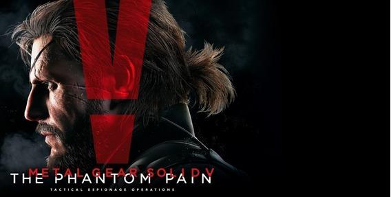 Metal Gear Solid V: The Phantom Pain Pc Steam Key