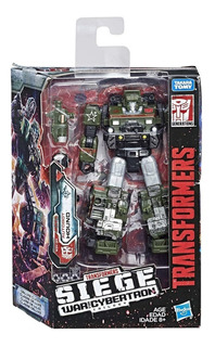 Transformers Siege Deluxe Wfc-s9 Autobot Hound