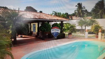 Casa Residencial À Venda, Maçarico, Salinópolis. - Ca0145