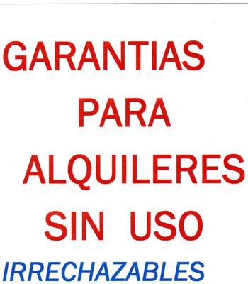Garantías Propietarias Para Alquileres, Seguras 4912 0328