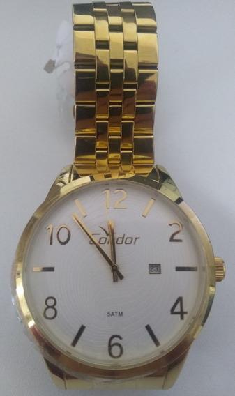 Relógio Condor Masculino Co2115wm/4b Top , Barato , Vitrine
