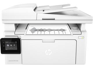 Impresora Hp Multi Láser Mono Jet Pro M130fw Wi/et/fax+envio