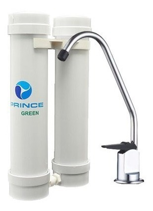 Purificador Agua Prince Green Arsénico Bajo Mesada