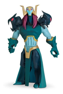 Figura Básica De Ação Baron Draxum Tartarugas Ninja - Sunny
