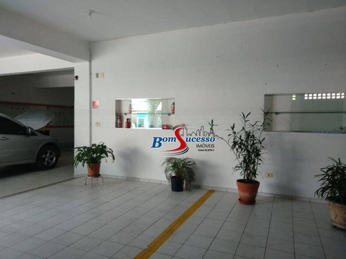 Imagem 1 de 5 de Salão Para Alugar, 60 M² Por R$ 4.500/mês - Tatuapé - São Paulo/sp - Sl0195