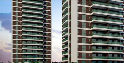 Apartamento À Venda, Papicu, Fortaleza. - Ap0122