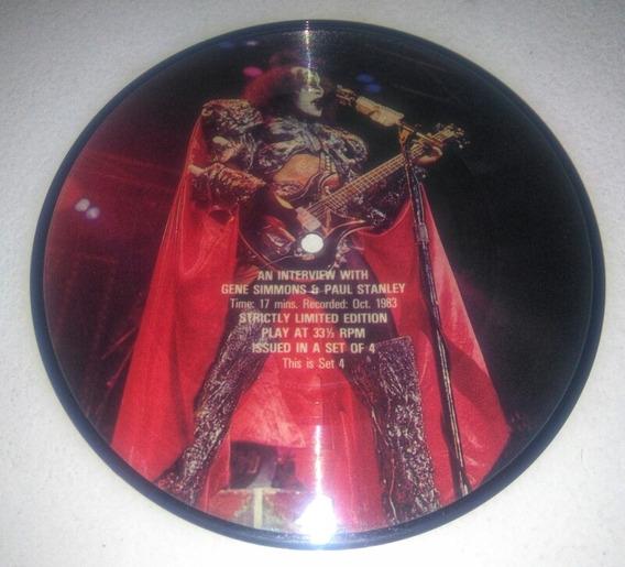 Kiss/picture Disc Single 7 Pulgadas