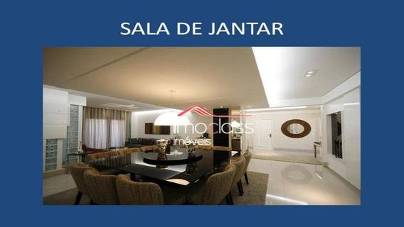 Apartamento Com 4 Dormitórios À Venda, 260 M² - Jardim São Paulo - Americana/sp - Ap0768