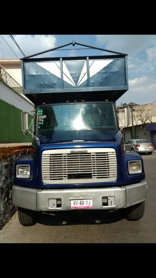 Camión Chatarrero Freightliner