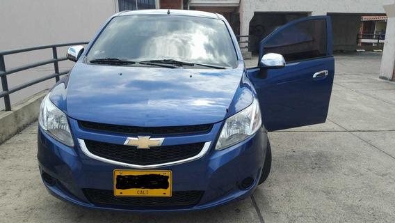 Chevrolet Sail Ls 4p Mt Ca Ab Abs