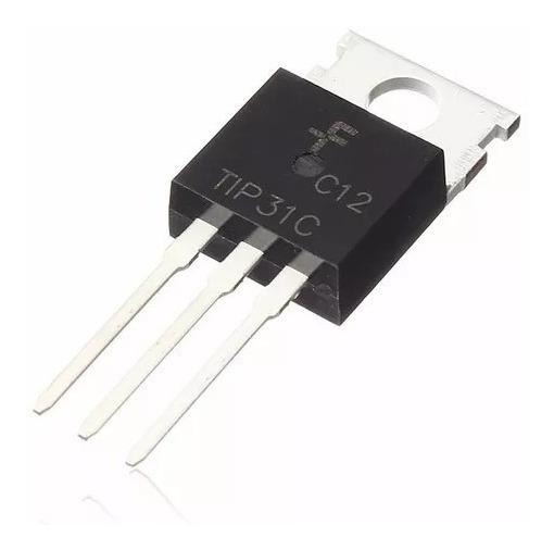 Transistor Tip31c Tip31 Npn To220 Fairchild Arduino Pic Arm