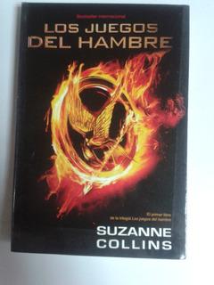 Libro Los Juegos Del Hambre. Suzanne Collins.
