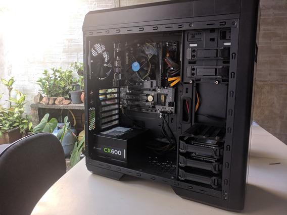 I5 7500 | Gigabyte B250 D3h | 16gb | Corsair 600w