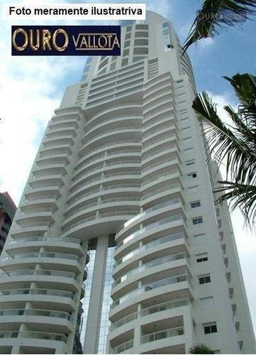 Apartamento Com 1 Dormitório À Venda, 50 M² Por R$ 690.000,00 - Brooklin - São Paulo/sp - Ap3000