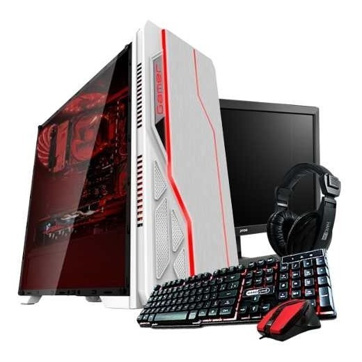 Pc Gamer Amd A10 9700 8gb (radeon R7 Integrada) 1tb Ddr4