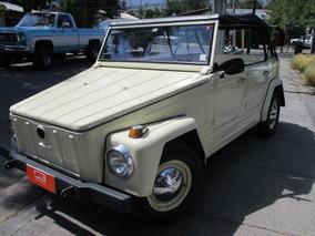 Volkswagen Safari Escarabajo 1.6 Oportunidad 1972