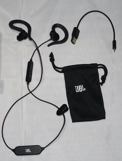 Fone Jbl Original Focus 500 Preto - Usado. Detalhe!