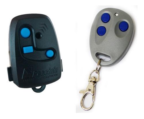 Control Remoto Portón Cochera Garage Alarma Para Peccinin