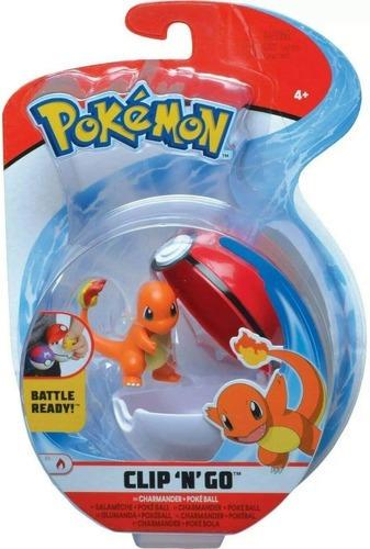 Pokemon Muñeco Mas Pokebola Original 97638