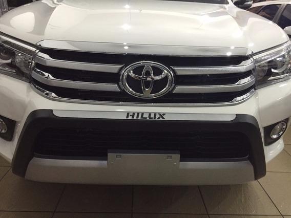 Overbumper Frontbumper Toyota Hilux 2016 2017 Protetor Front