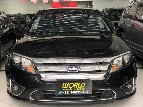 Ford Fusion 2.5 2012/2012 Preto
