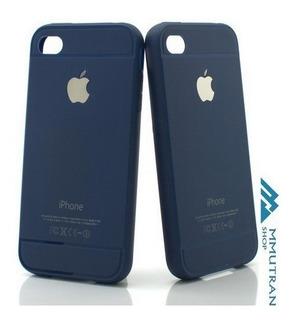 Capa iPhone Se 5s 5 Capinha Apple Flexível Exclusiva