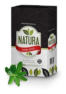 Yerba Mate Natura 3 Kg Selección Especial Oberá Misiones