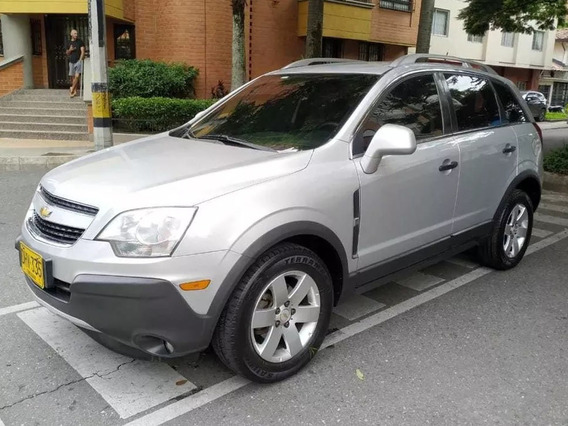 Chevrolet Captiva 2400 Full 2011