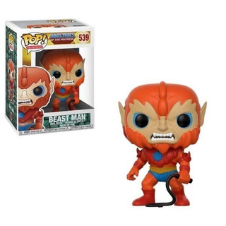 Funko Pop Beast Man 539 Masters Of The Universe Baloo Toys