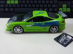 1/24 Mitsubishi Eclipse - Velozes E Furiosos - Brian